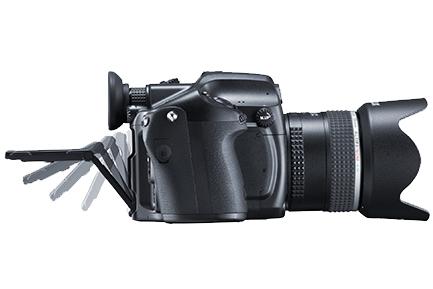 Pentax 645z medium format camera 7