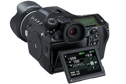 Pentax 645z medium format camera 9