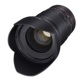 Samyang 35mm f:1.4 Canon AE lens