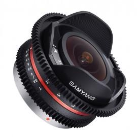 Samyang 7.5mm T3.8 Fish-eye Cine lens