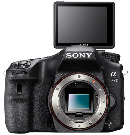 Sony-a77-II-camera