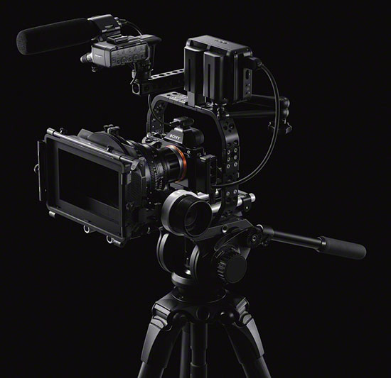 Sony 7s 12mp Full Frame Mirrorless Camera Announced
