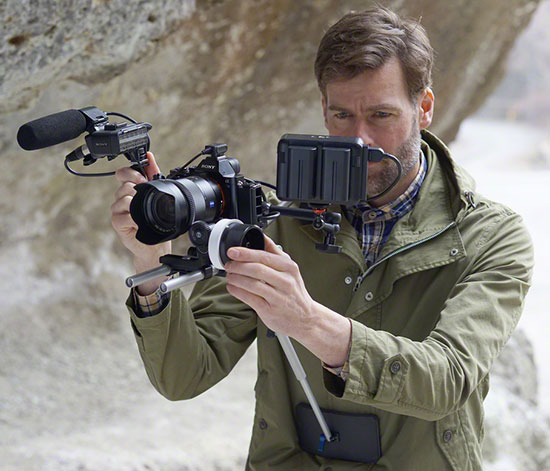 Sony-a7s-video-rig