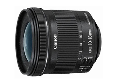 Canon-EF-S10-18F45-56-lens