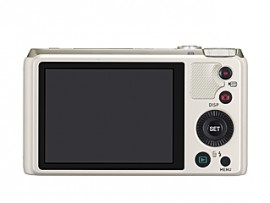 Casio EXILIM EX-ZR850 camera back