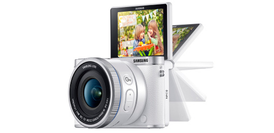 Samsung-SMART-NX3000-mirrorless-camera-white