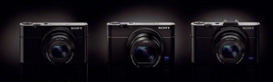 Sony-RX-cameras