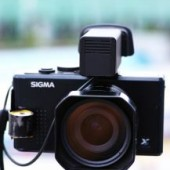 EVF for Sigma DP Merrill series cameras
