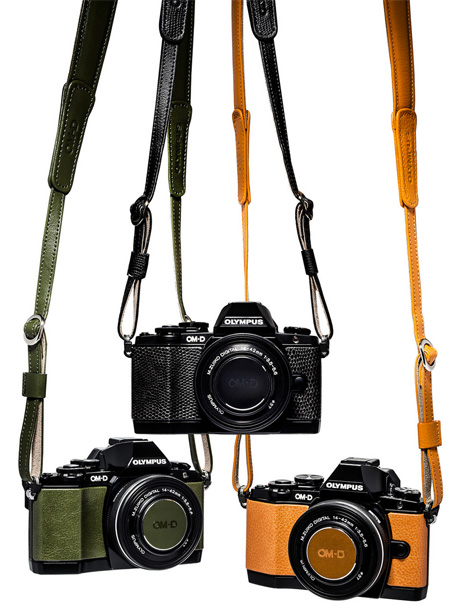 Limited edition Olympus OM-D E-M10 camera