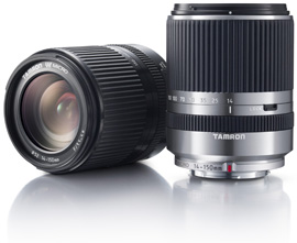 Tamron 14-150mm Di III lens (model C001) for Micro Four Thirds