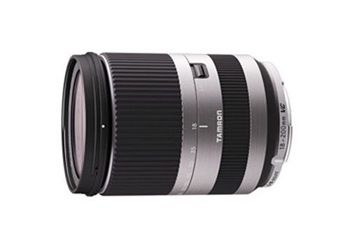 Tamron 18-200mm Di III VC (Model B011) for Canon EOS M mount