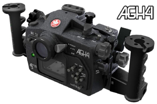 Aquatica-AGH4-underwater-housing-for-Panasonic-GH4-camera