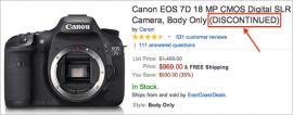Canon-EOS-7D-camera-discontinued