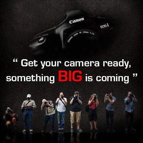 Canon teaser Photokina 2014
