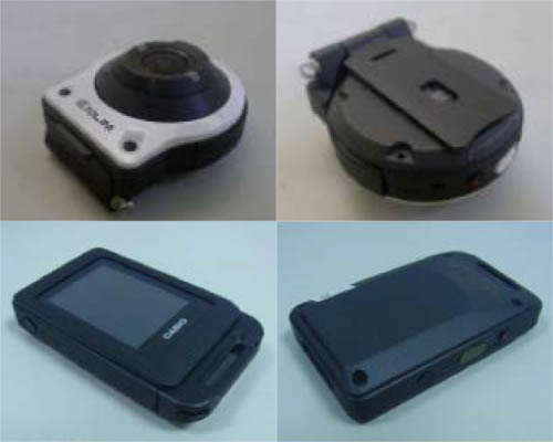 Casio EX-FR10 and EX-FR10CT cameras