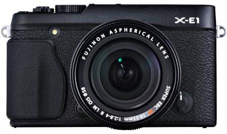 Fuji-X-E1-camera