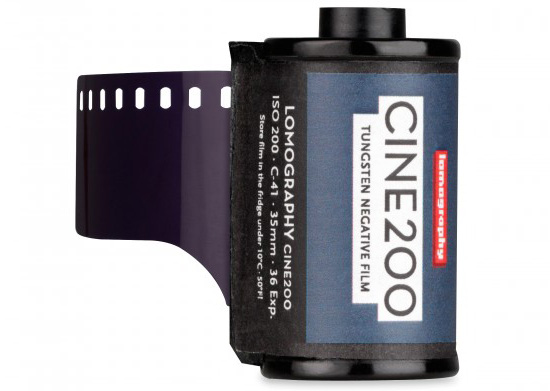 Lomography-Cine200-Tungsten-Film