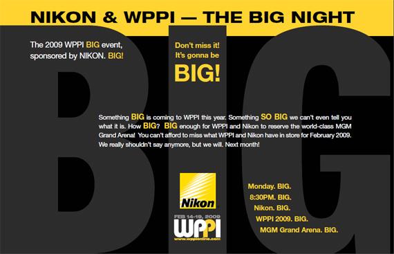 Nikon Big night