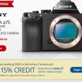 Sony-a7s-camera-trade-in-program