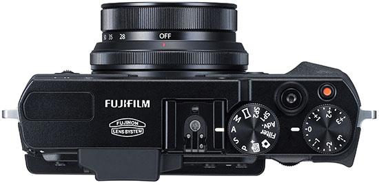 Fuji-X30-compact-camera-top