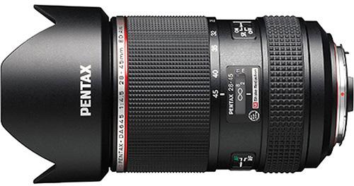 HD-Pentax-DA-645-28-45mm-f4.5ED-AW-SR-wide-angle-medium-format-zoom-lens