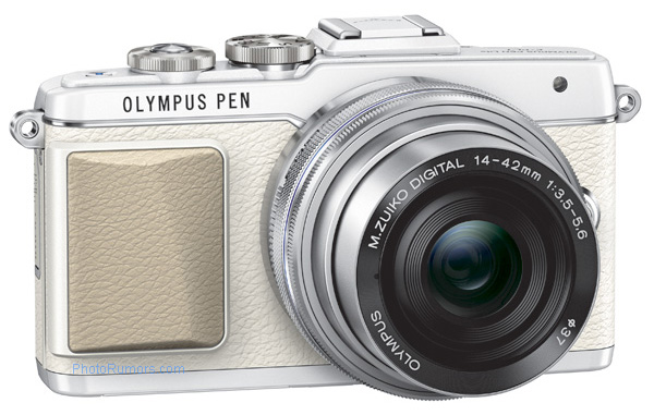 Olympus-E-PL7-camera-front