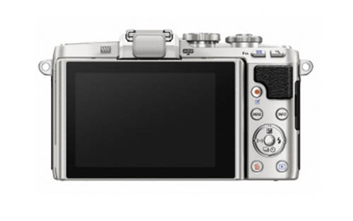 Olympus PEN E-PL7 MFT camera back