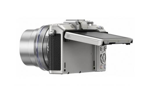 Olympus PEN E-PL7 MFT camera screen