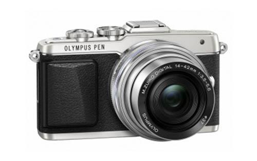 Olympus PEN E-PL7 MFT camera