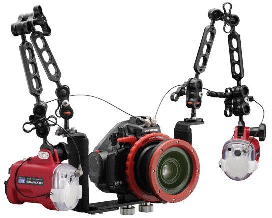 Olympus-PEN-E-PL7-camera-underwater-housing