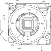 Pentax Ricoh PDAF sensor shift patent