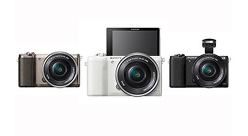 Sony a5100 camera
