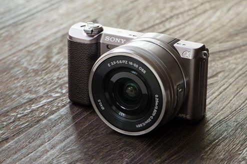 Sony a5100 mirrorless camera 3