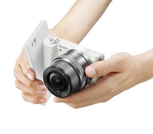 Sony a5100 mirrorless camera 4