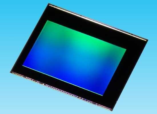 Toshiba 20MP CMOS Sensor for Mobile Devices