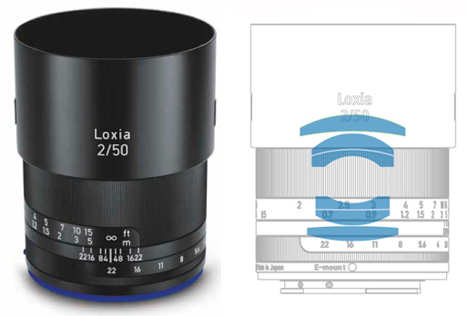 Zeiss-Loxia-50mm-f2.0-Planar-full-frame-manual-focus-lens