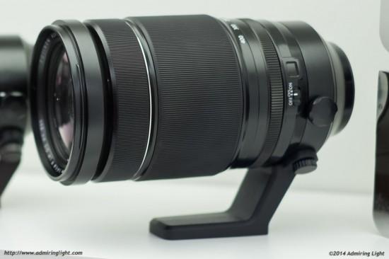 Fuji 140-400mm f:4-5.6 R LM OIS WR lens