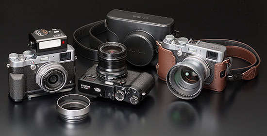 Fujifilm X100T Camera Listed As Discontinued