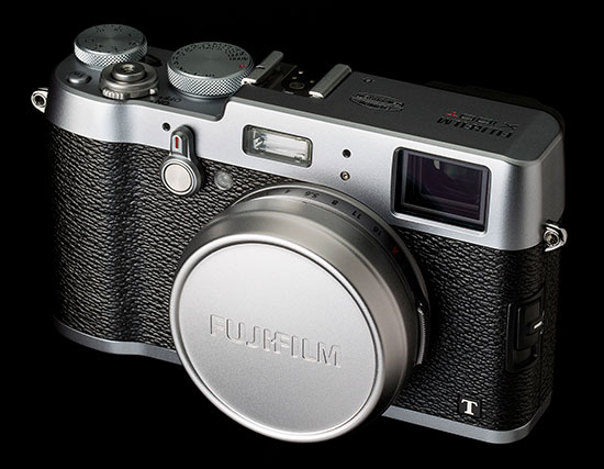 Fuji-X100T-camera