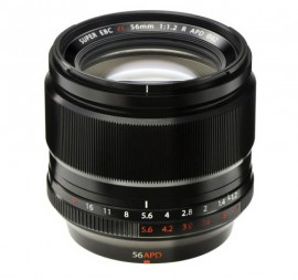 Fuji XF 56mm F1.2R APD lens