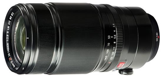 Fujinon-XF-50-140mm-f2.8-R-LM-OIS-WR-lens