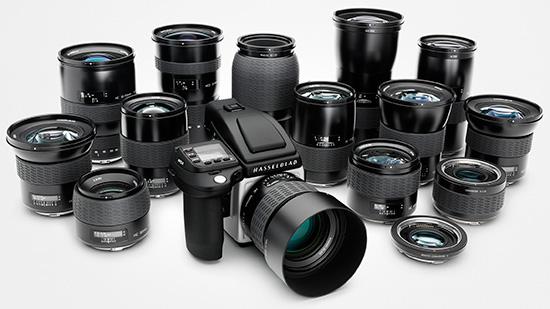 Hasselblad-H5X-camera-lenses