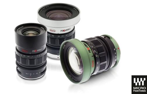 Kowa-Micro-Four-Thirds-lenses