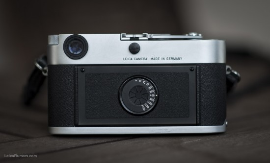 Leica-MP-silver-rangefinder-camera