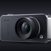 Relonch iPhone case APS-C sensor f:2 lens2