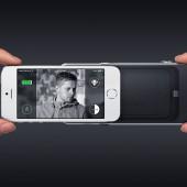 Relonch iPhone case APS-C sensor f:2 lens3