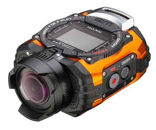 Ricoh WG-M1 camera