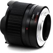 Rokinon 12mm f:7.4 RMC fisheye Lens for Fuji