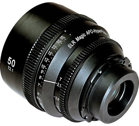SLR-Magic-APO-HyperPrime-CINE-50mm-T2.1-Lens