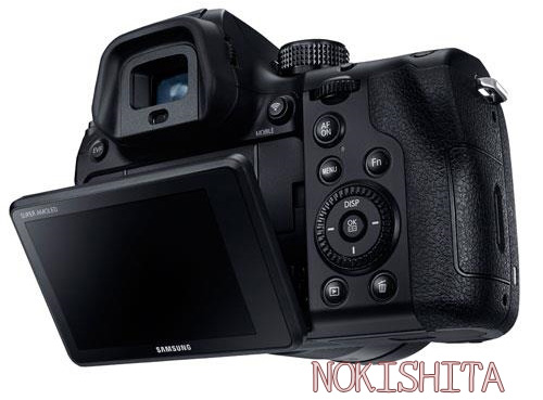 Samsung-NX1-mirrorless-camera-LCD-screen